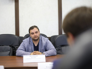 Владимир Федоров встретился с представителем инвестора ООО «ЯкутскЭкоСети» эстонской компании «Ferrmix construction»
