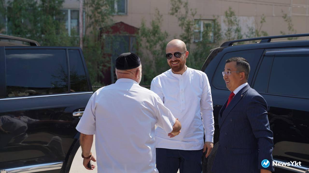 Что делал в Якутске сын президента Турции Билал Эрдоган?