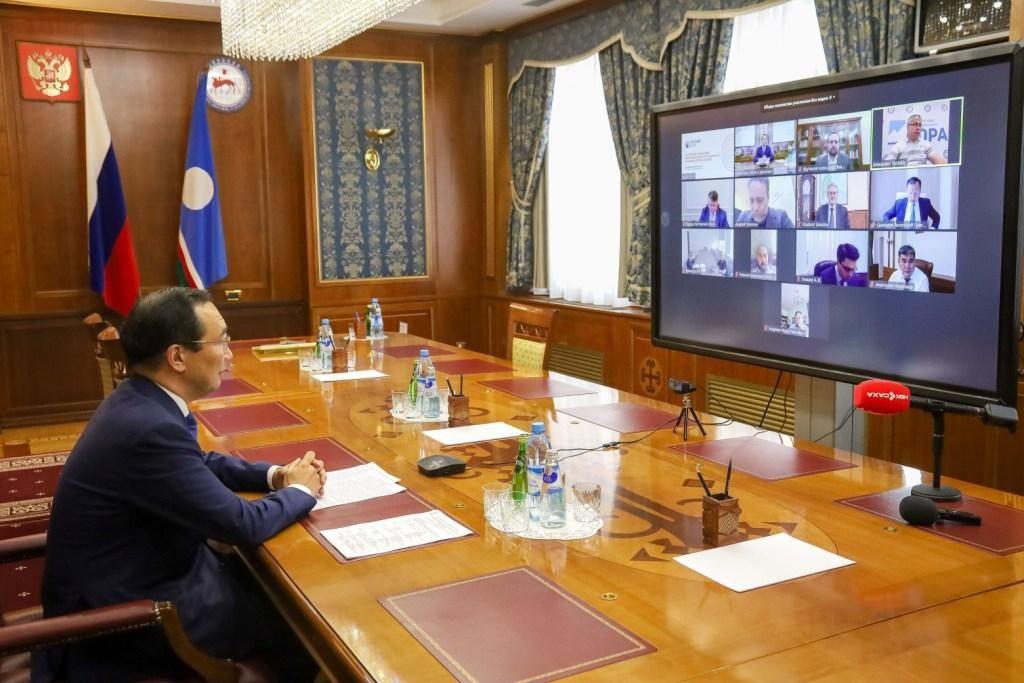 Айсен Николаев на заседании Ленского клуба обозначил ключевые направления межрегионального сотрудничества