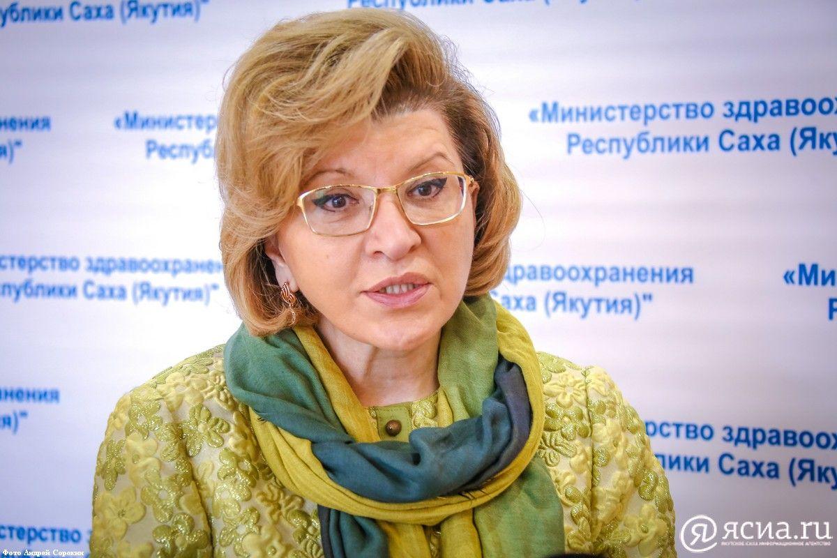 ЯКУТЯНЕ В ШОКЕ! Замминистра здравоохранения оштрафована на 100 тысяч рублей